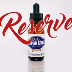 Colonel Cunstard Reserve - Premium E-Liquid by #VKFJ